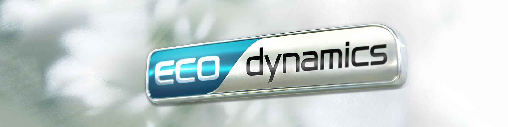 Kia Motors Europe ECO dynamics image with car badge