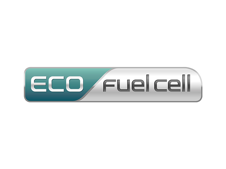 ECO fuel-cell emblem