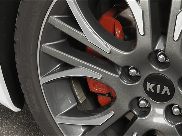 Kia Genuine  Parts: Brake Pads & Brake Disks