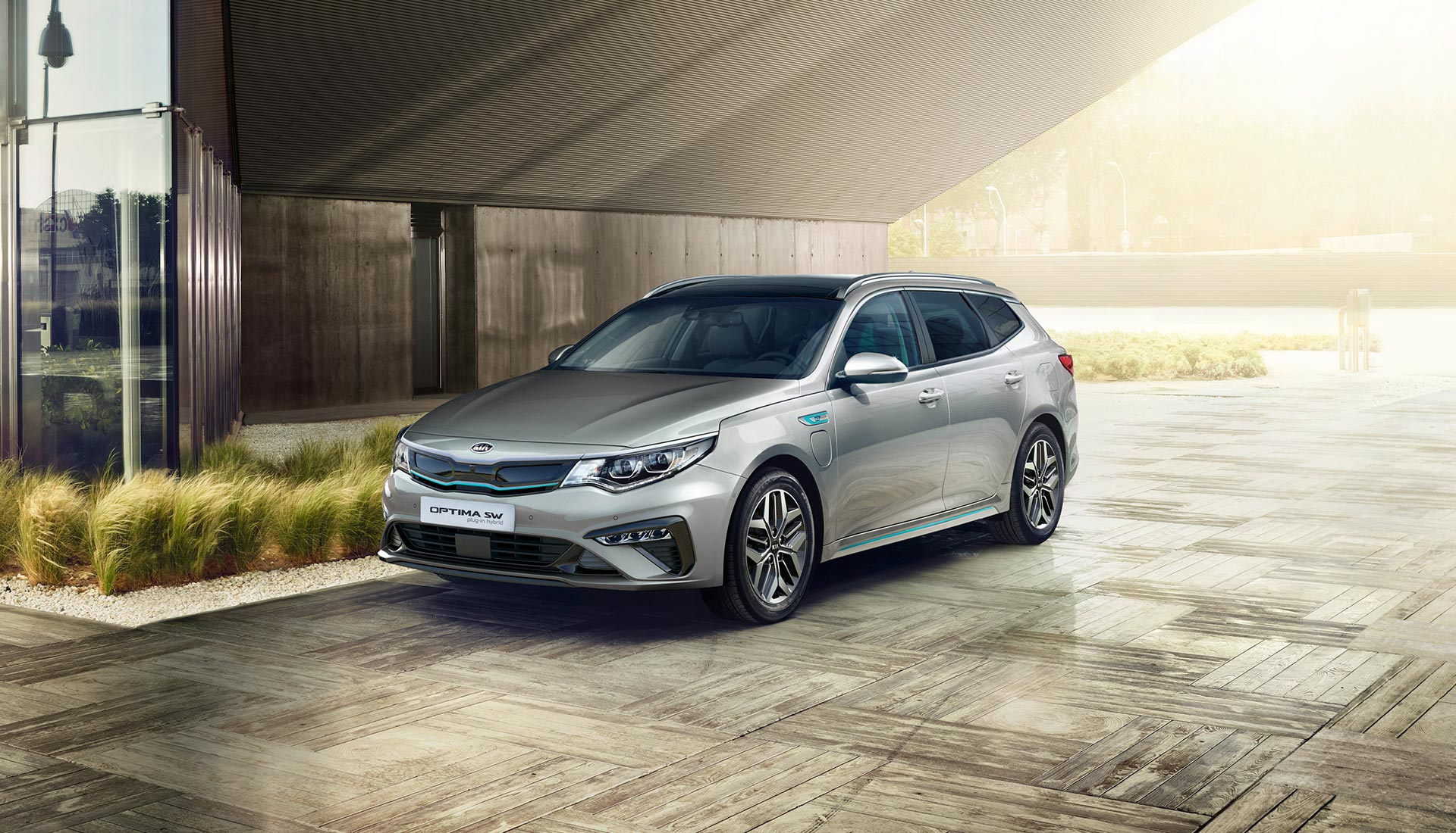 Optima Stasjonsvogn Plug-in Hybrid